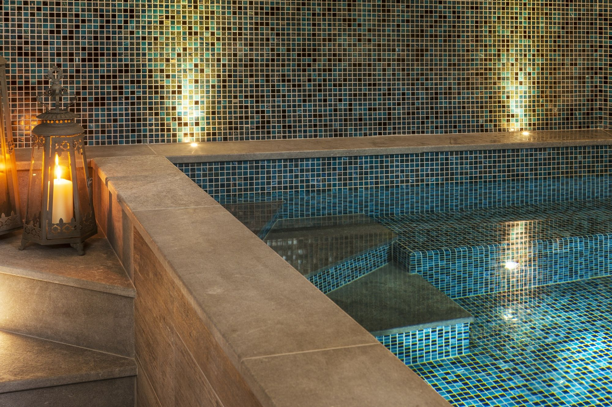 Spa & Swimming pool